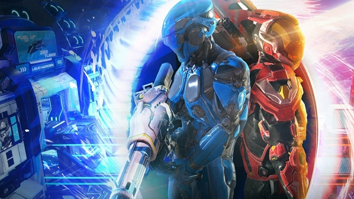 Splitgate will have forge mode before Halo Infinite, dev insists - Eurogamer.net