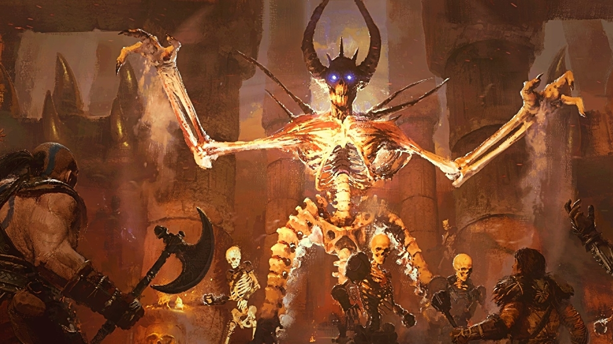 """Diablo 2: Resurrected dev says players should """"do what they feel is right"""" when it comes to buying the game"""