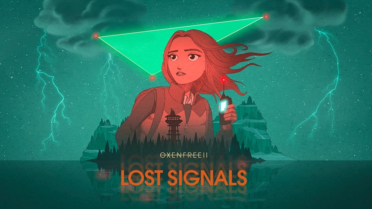 Oxenfree 2: Lost Signals promises that same delicious spookiness