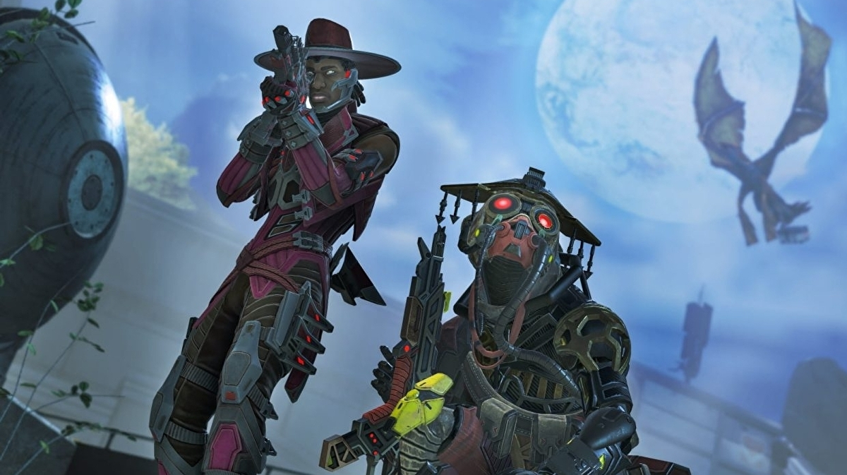 Apex Legends' Halloween-themed Monsters Within event starts next week