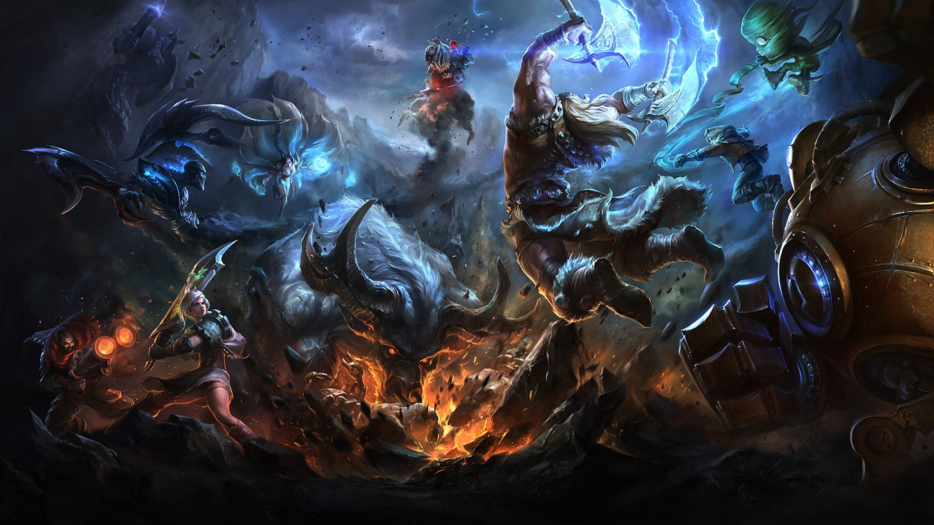 Riot disables League of Legends /all chat to cut down on toxicity - GamesIndustry.biz