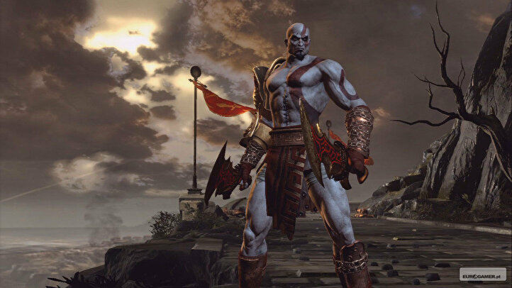 God Of War Wallpapers Imagui