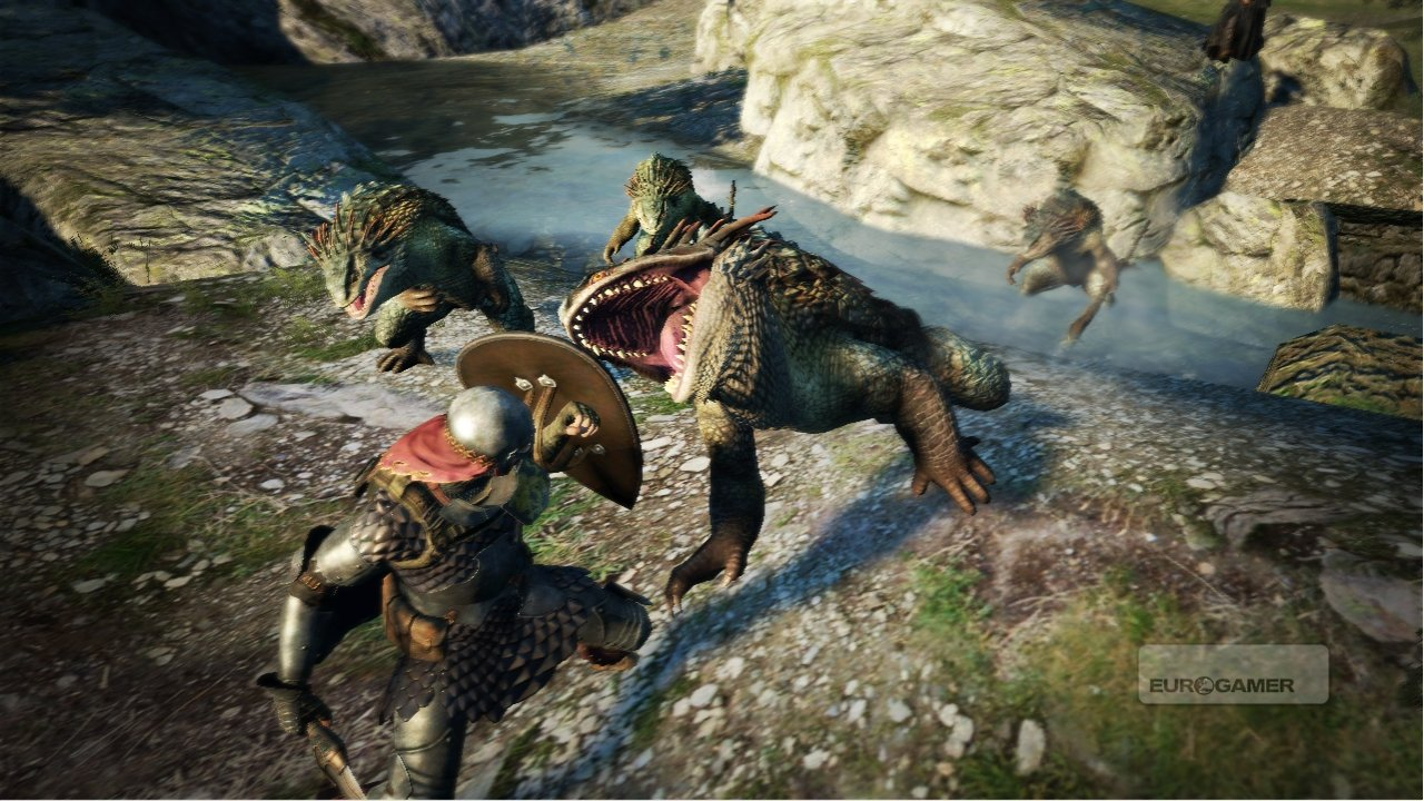 Dragon's Dogma Online release date set alongside a new gameplay ...