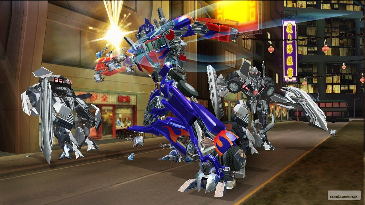 transformers 2 revenge of the fallen game free download pc