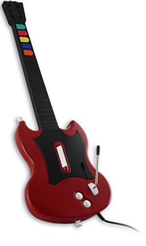 Gibson Cherry SG Guitar Hero controllers coming to Europe ...