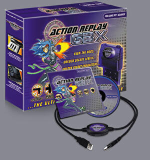 action replay gbx