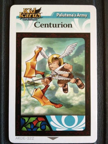 Kid Icarus: Uprising AR Idol Cards- Our Personal ...