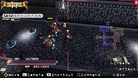 Image Dungeon Maker Hunting Ground Sur Playstation Portable 60 Picture