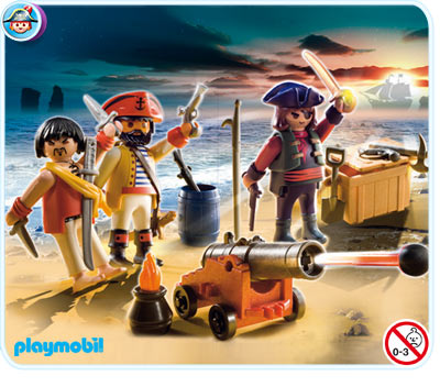 Playmobil Pirates About To Go Yo Ho Ho And A Bottle Of Fun