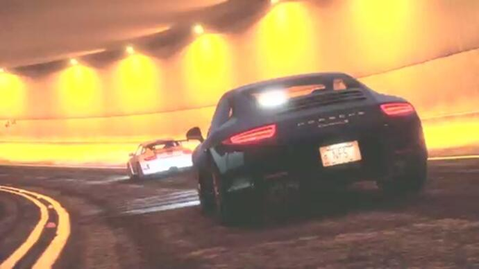 Need For Speed: The Runtrailer