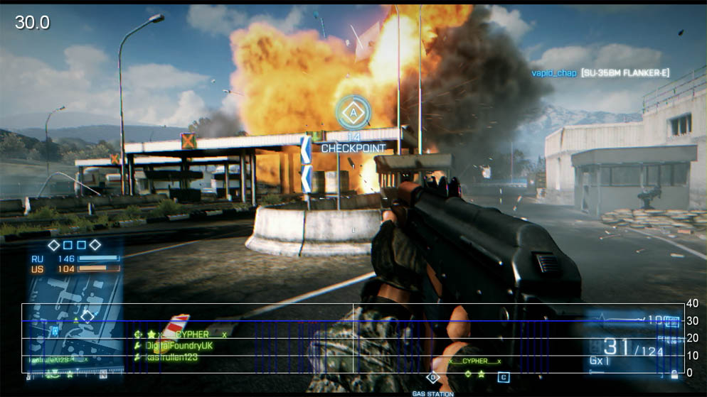 Battlefield 3: PS3 Multiplayer Analysis Video ...