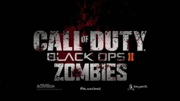 Call of Duty: Black Ops 2 Zombiegameplay