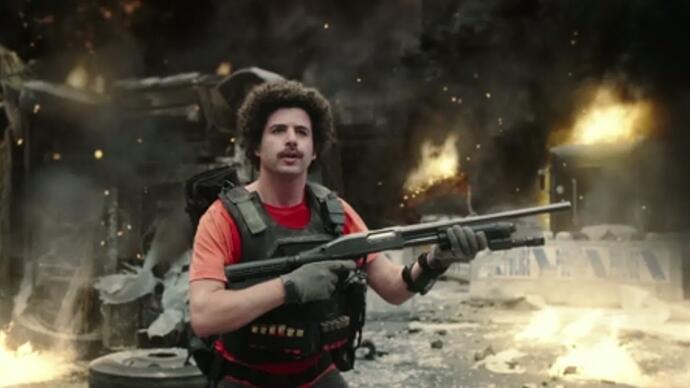 Call of Duty: Black Ops 2 - Trailer LiveAction