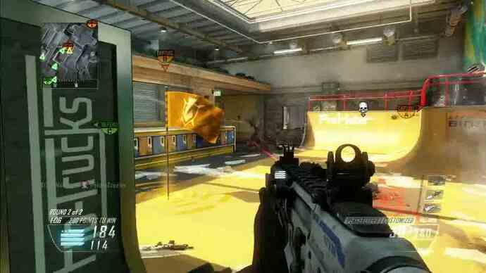 Call of Duty: Black Ops 2 - Gameplay do DLCRevolution