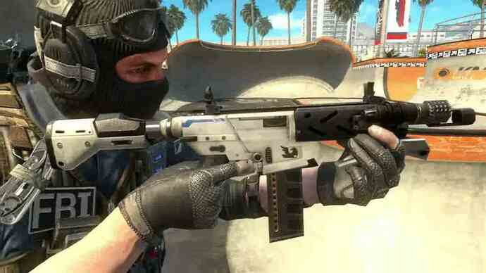 Call of Duty: Black Ops 2 Revolution - Trailergameplay