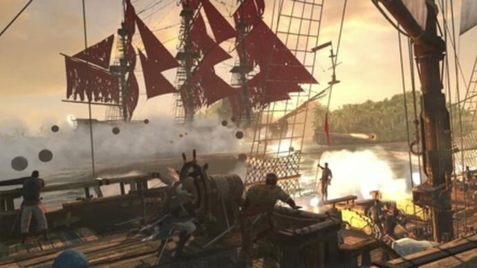 Assassin's Creed 4 -Trailer