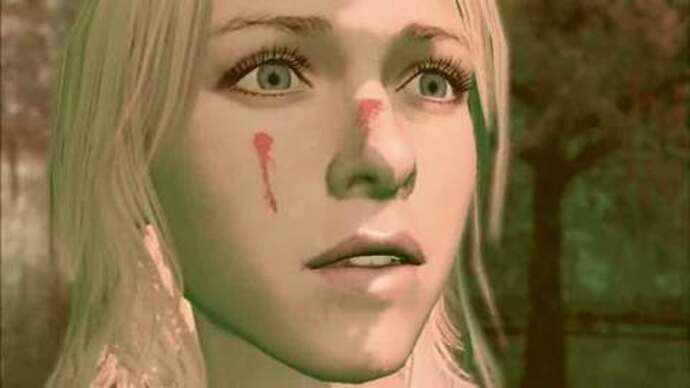 Deadly Premonition -Gameplay