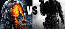 Call of Duty: Modern Warfare 3 vs. Battlefield 3