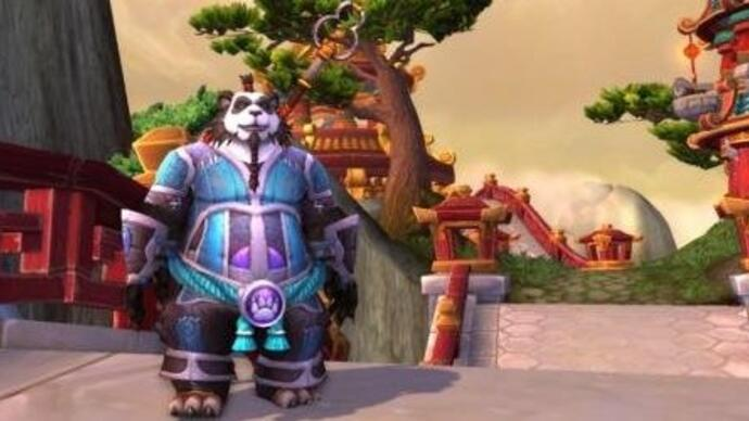 WOW: Mists of Pandaria announced