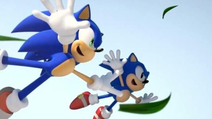 Sega lists Sonic Generations release date