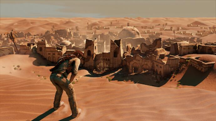 Naughty Dog lead designer discusses Uncharted 3 review