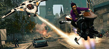 Saints Row The Third PC s podporou DirectX 11