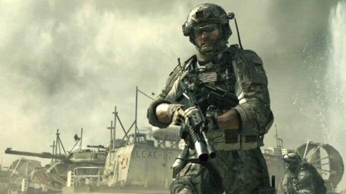 UK top 40: Modern Warfare 3 sells fewer than Black Ops
