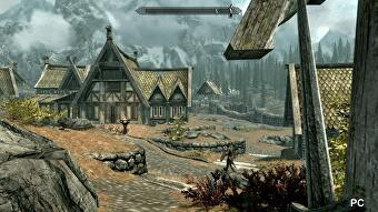 Face-Off: Skyrim • Eurogamer net