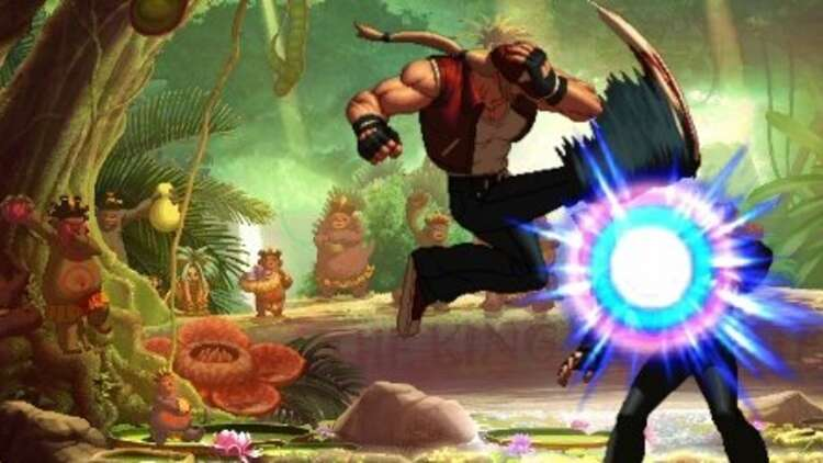 The King Of Fighters 13 Review Eurogamer Net