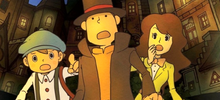 Professor Layton and the Spectre's Call - An�lise