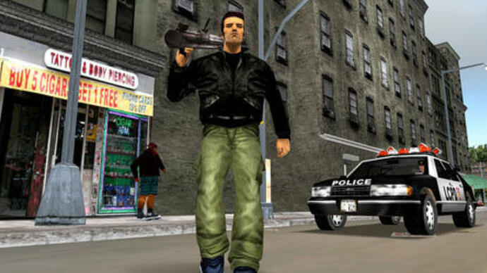 Grand Theft Auto 3 release date foriOS/Android