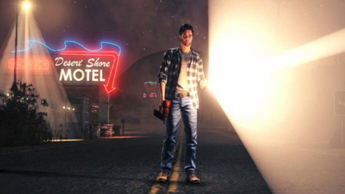 New Alan Wake XBLA trailer goes live