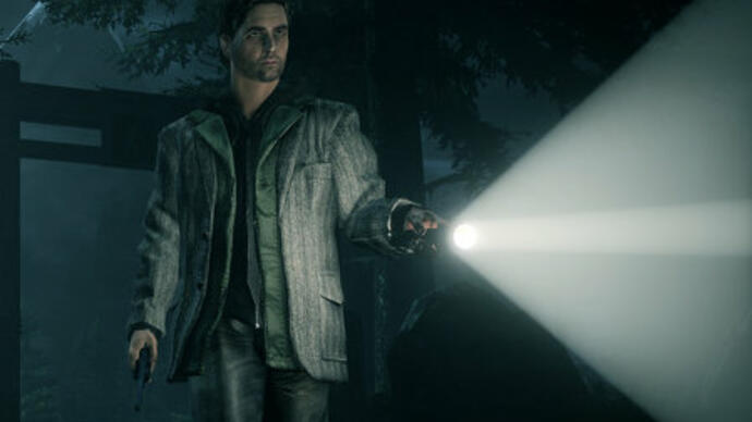 Alan Wake PC confirmed