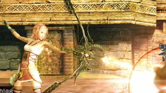 Final Fantasy 13-2 sales well down onFF13