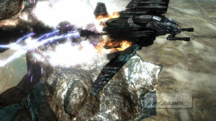 Starhawk private beta ends 3rd January 2012