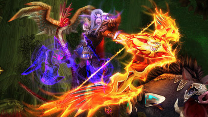Cross-realm World of Warcraft raids in patch 4.3.2