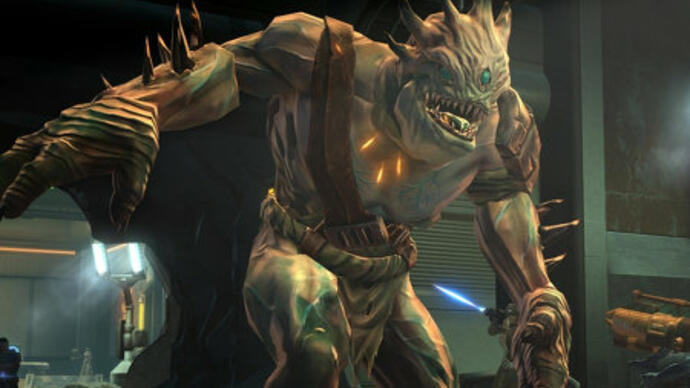 SWTOR patch 1.1 Rise of the Rakghouls screenshots