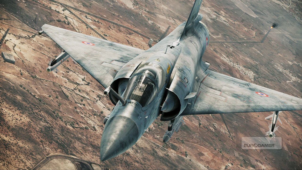 Gaming Bob 39 S Shed Ace Combat Infinity Free To Play For Ps3