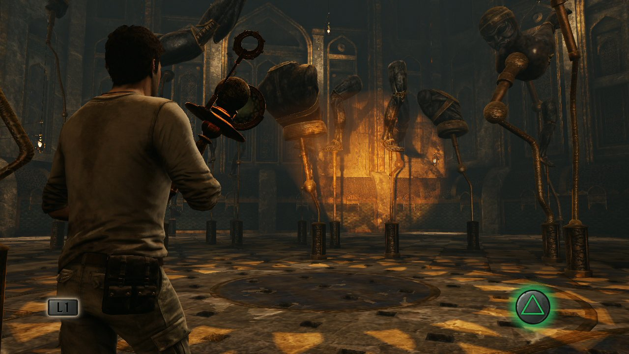 Digital Foundry vs. Uncharted 3 • Page 3 • Eurogamer.net