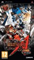 Packshot for Guilty Gear XX Accent Core Plus on PSP