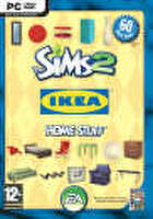 Packshot for The Sims 2: Ikea Stuff on PC
