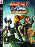Packshot for Ratchet & Clank Future: Quest for Booty on PlayStation 3