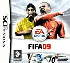 Packshot for FIFA 09 on DS