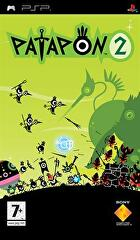 Packshot for Patapon 2 on PSP