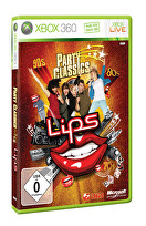 Lips packshot
