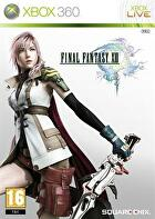 Packshot for Final Fantasy XIII on Xbox 360