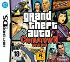 Packshot for Grand Theft Auto: Chinatown Wars on DS