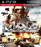 MAG (Massive Action Game) packshot