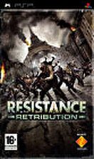 Resistance Retribution packshot
