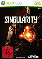 Packshot for Singularity on Xbox 360